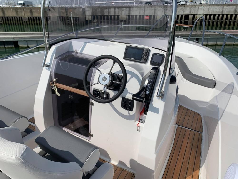 Location yacht à La Rochelle - Lobster boat Open 605 sur SamBoat