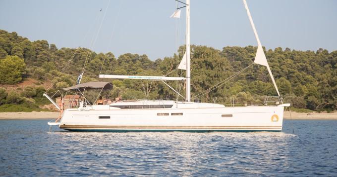Location yacht à Volos - Jeanneau Sun Odyssey 469 sur SamBoat