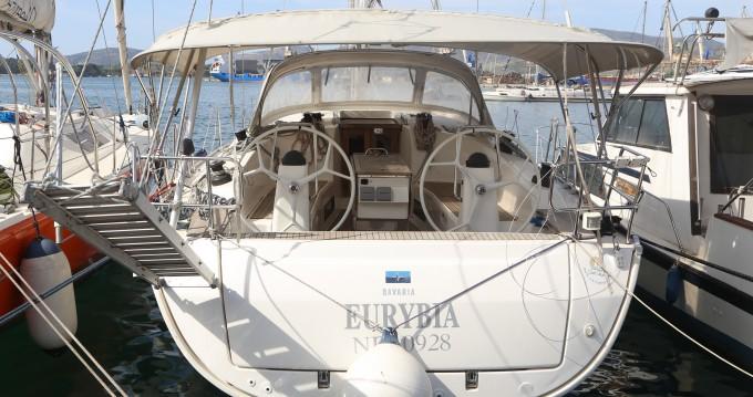 Location bateau Bavaria Cruiser 40 à Skópelos sur Samboat