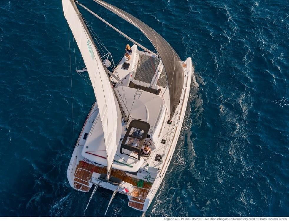 Catamaran à louer à US Virgin Islands au meilleur prix