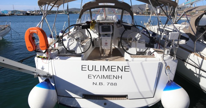 Location bateau Volos pas cher Sun Odyssey 419
