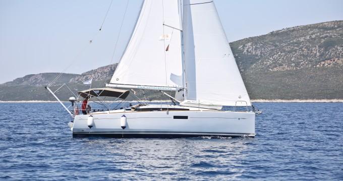 Location bateau Jeanneau Sun Odyssey 349 à Volos sur Samboat