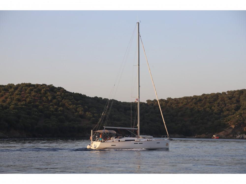 Jeanneau Sun Odyssey 439 entre particuliers et professionnel à Volos