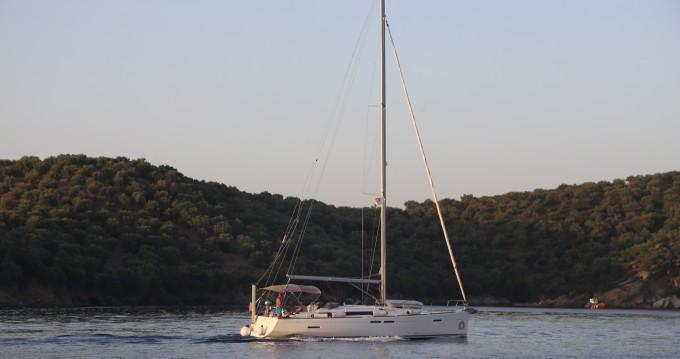 Location Voilier à Volos Municipality - Jeanneau Sun Odyssey 439