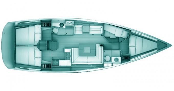 Location bateau Jeanneau Sun Odyssey 439 à Skópelos sur Samboat