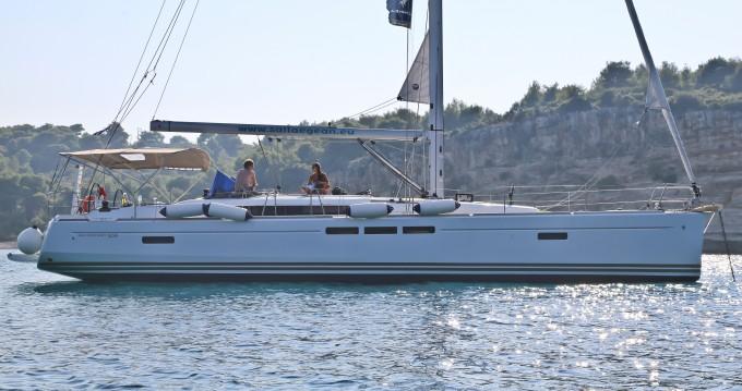 Jeanneau Sun Odyssey 509 entre particuliers et professionnel à Volos