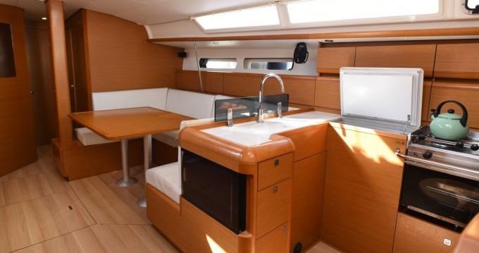 Location yacht à Skópelos - Jeanneau Sun Odyssey 439 sur SamBoat