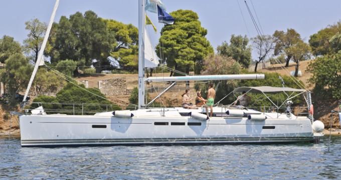 Location bateau Volos pas cher Sun Odyssey 509