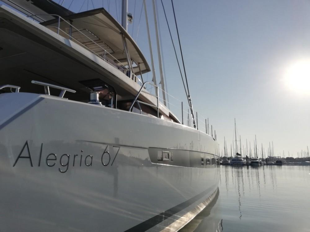 Louer Catamaran avec ou sans skipper Fountaine Pajot à Castellammare di Stabia