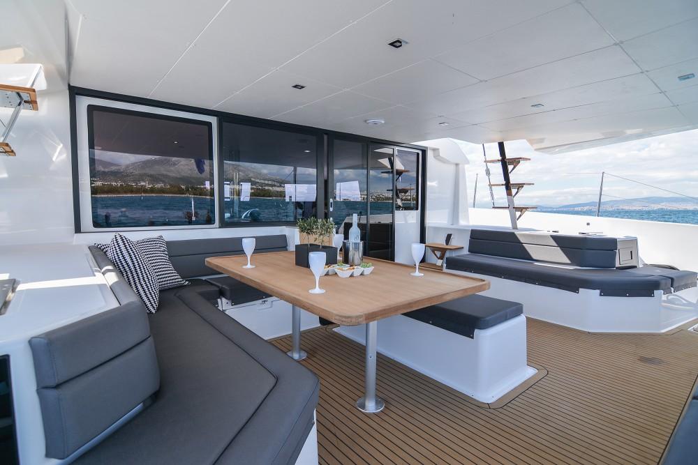 Location bateau Dufour Dufour 48 Catamaran à Myconos sur Samboat