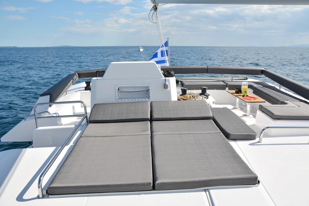 Location Catamaran Dufour avec permis