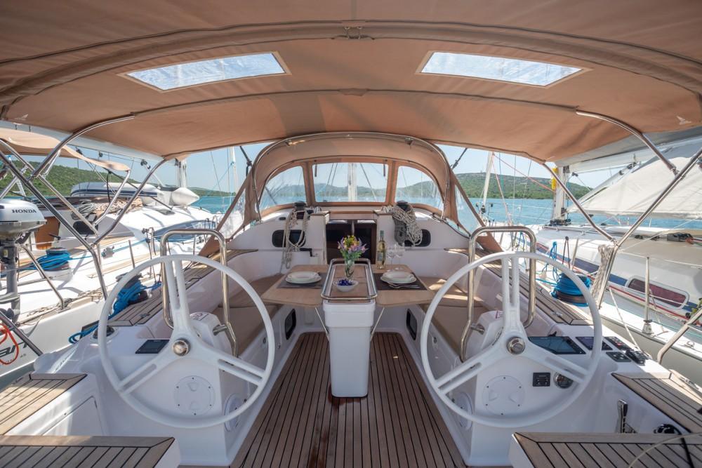 Location bateau Pirovac pas cher Elan Impression 45
