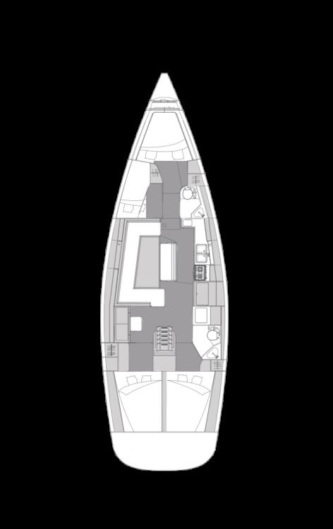 Location bateau Elan Elan Impression 45.1 à Pirovac sur Samboat