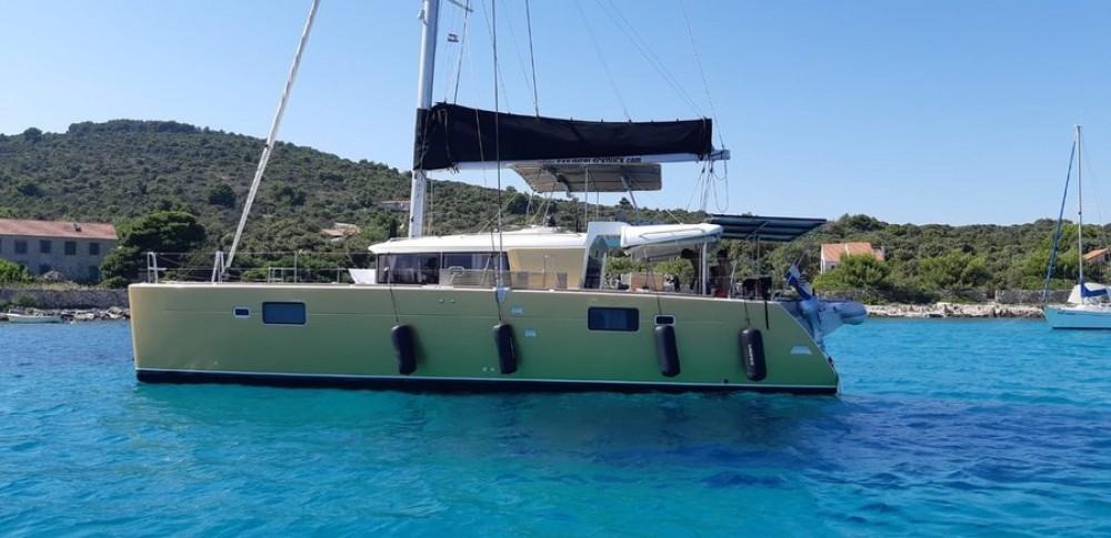 Location bateau Pirovac pas cher Lagoon 450 - 4 + 2 cab.