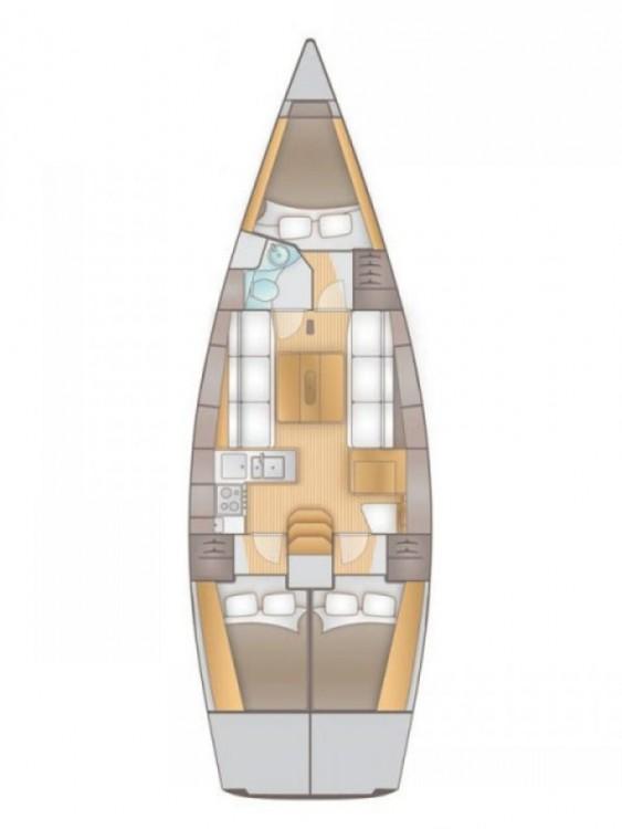 Location yacht à Pirovac - Salona Salona 38 sur SamBoat