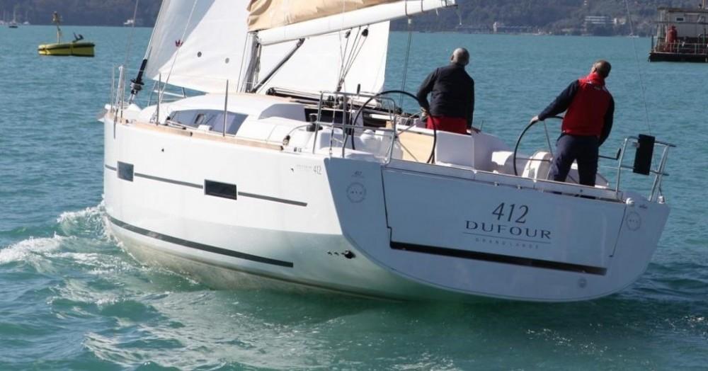 Location yacht à Marseille - Dufour Dufour 412 sur SamBoat