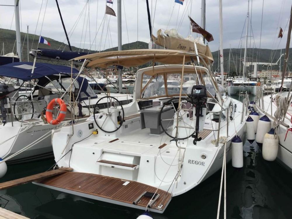 Louez un Bénéteau Oceanis 41.1 à Dubrovnik