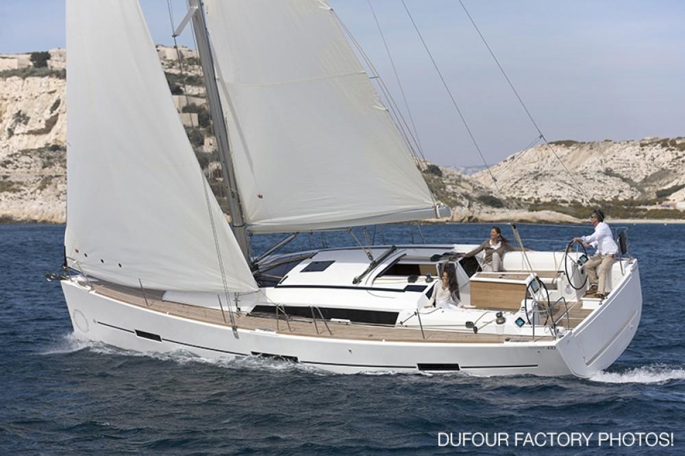 Louez un Dufour Dufour 412 à Marseille