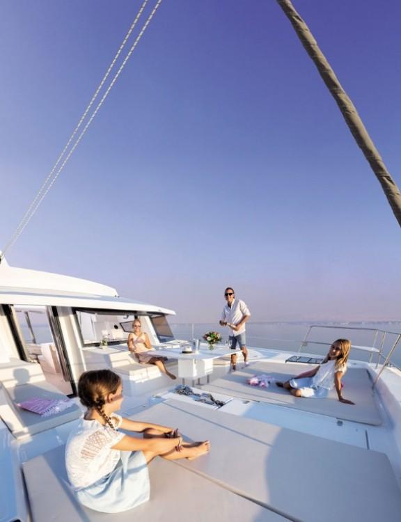 Bali Catamarans Bali 5.4 entre particuliers et professionnel à Olbia