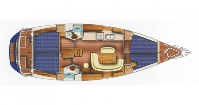 Jeanneau Sun Odyssey 45 entre particuliers et professionnel à Veruda