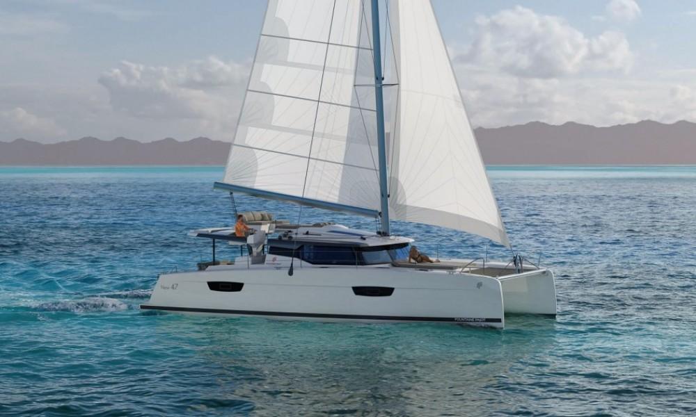 Location yacht à La Paz - Fountaine Pajot Saona 47 sur SamBoat