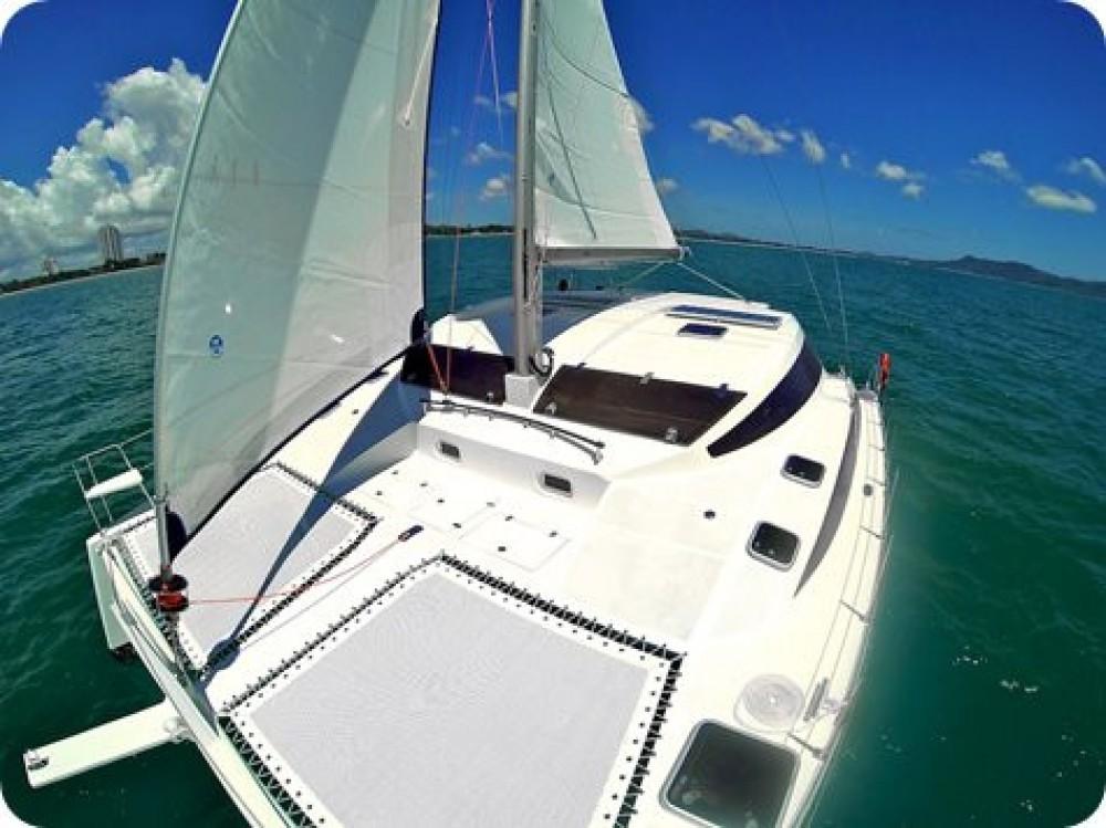 Louer Catamaran avec ou sans skipper Island Spirit Catamarans à