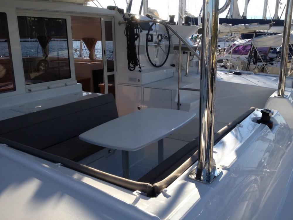 Catamaran à louer à Péloponnèse, Grèce occidentale et Îles Ioniennes au meilleur prix