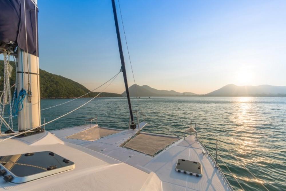 Location Catamaran Island Spirit Catamarans avec permis