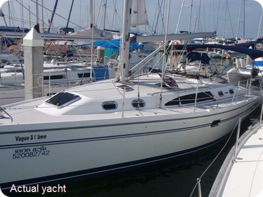 Location Voilier à เกาะสมุย - Catalina Yachts catalina 375