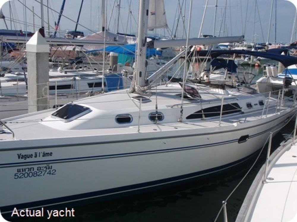 Location Voilier Catalina Yachts avec permis