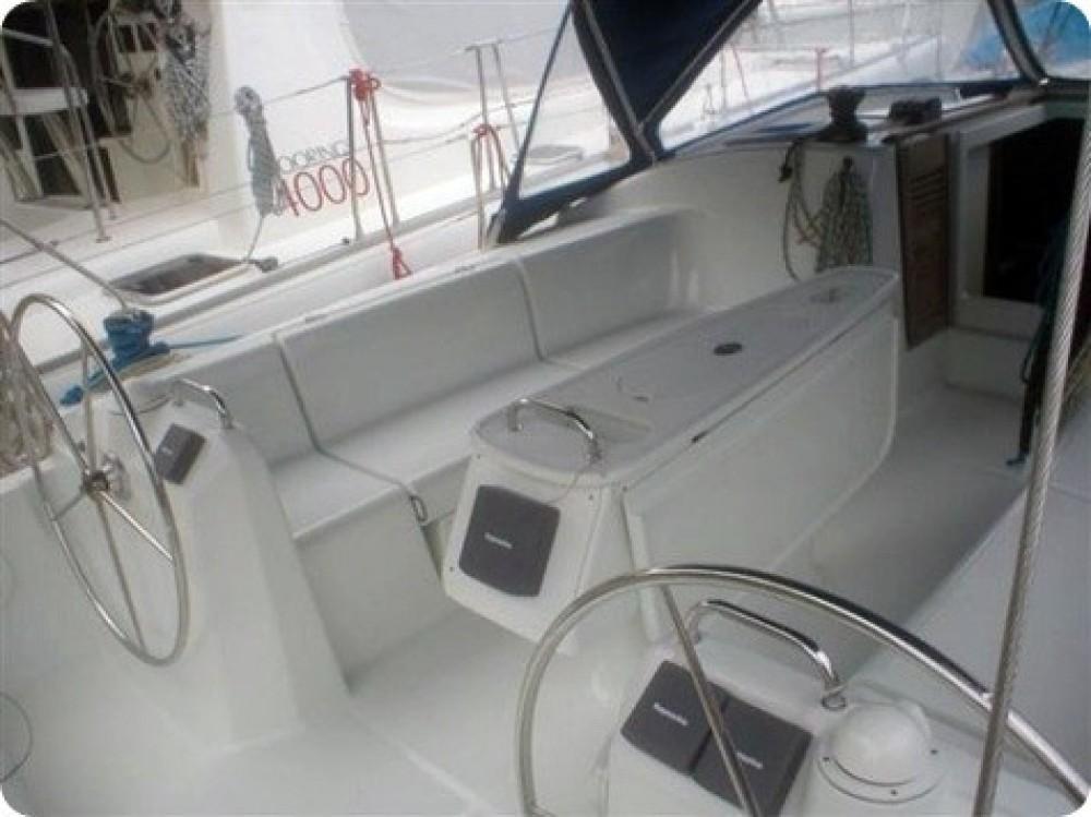 Location yacht à  - Bénéteau Cyclades 43.3 sur SamBoat