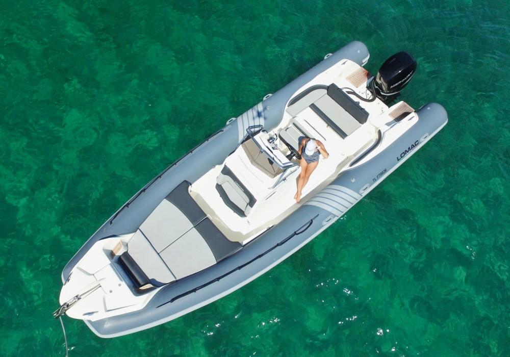 Location yacht à Hyères - Lomac Lomac 790 IN sur SamBoat