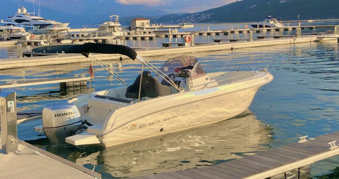 Location bateau Atlantic open 670 à Kotor sur Samboat