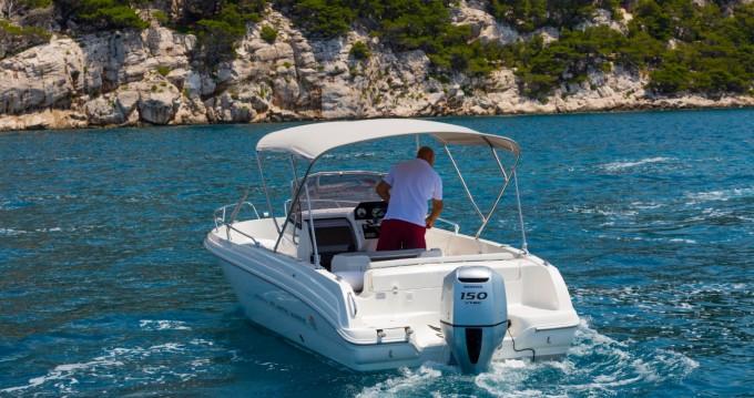 Louer Bateau à moteur avec ou sans skipper Atlantic à Kotor