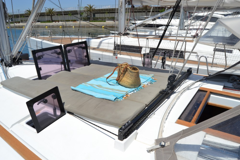Location Voilier à Valence - Jeanneau Sun Odyssey 509
