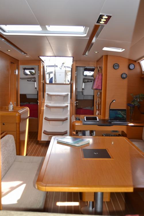 Jeanneau Sun Odyssey 509 entre particuliers et professionnel à Valence