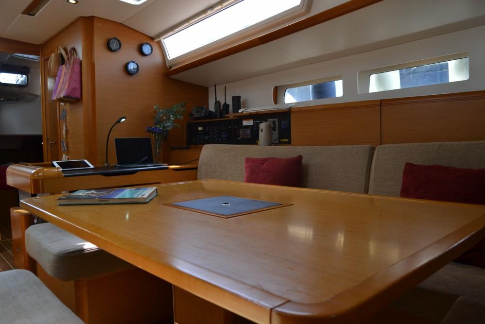 Louer Voilier avec ou sans skipper Jeanneau à Ibiza