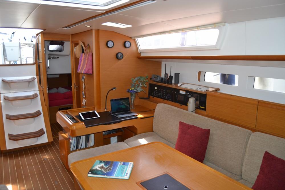 Jeanneau Sun Odyssey 509 entre particuliers et professionnel à Ibiza