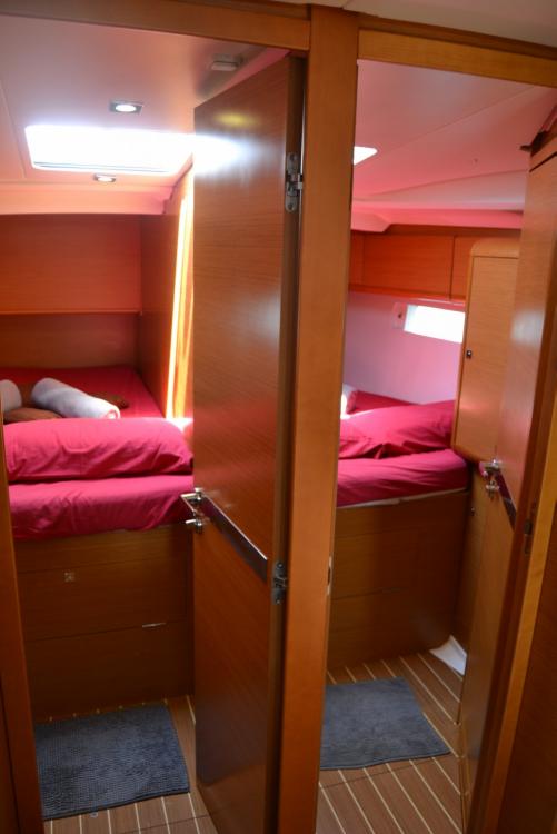 Location bateau Jeanneau Sun Odyssey 509 à Ibiza sur Samboat