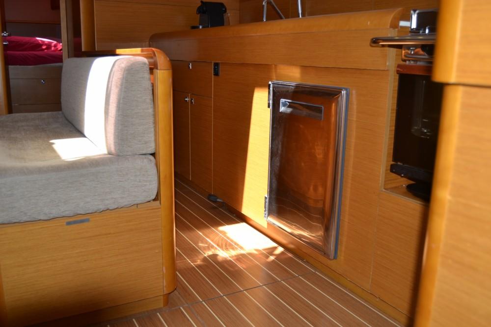 Location yacht à Ibiza - Jeanneau Sun Odyssey 509 sur SamBoat