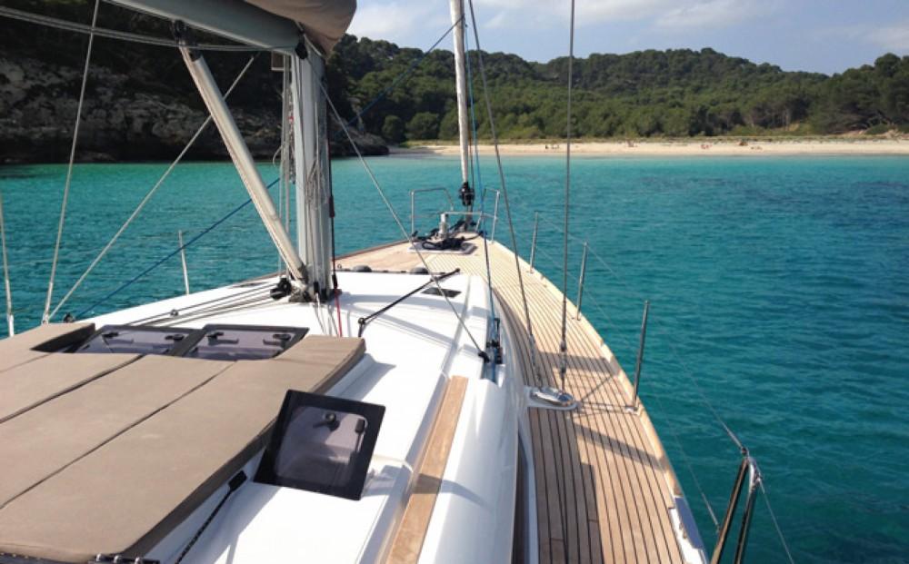 Louez un Jeanneau Sun Odyssey 509 à Ibiza