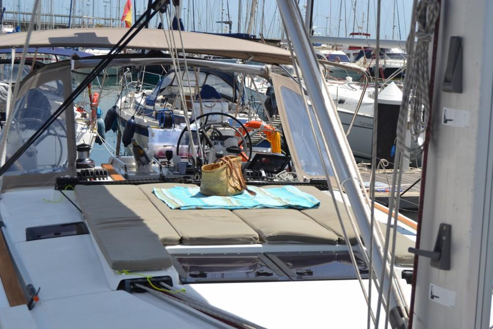 Location Voilier à Ibiza - Jeanneau Sun Odyssey 509