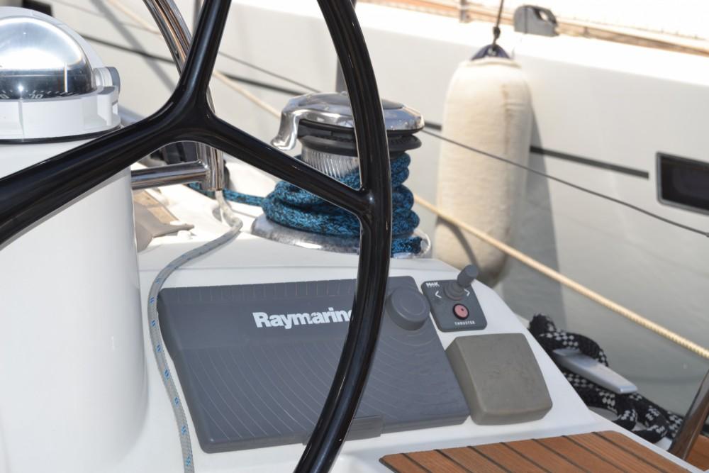 Location bateau Jeanneau Sun Odyssey 509 à Valence sur Samboat
