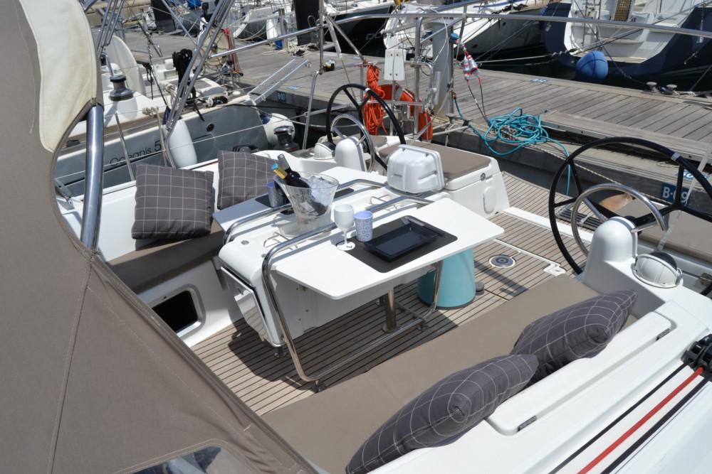 Location bateau Valence pas cher SUN ODYSEEY 449