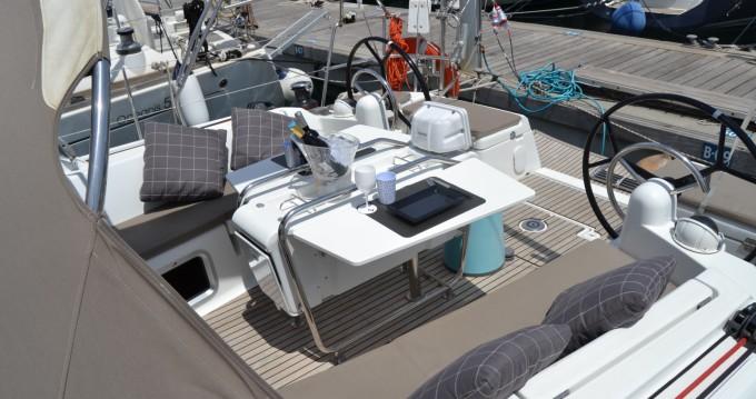 Location yacht à Valencia - Jeanneau SUN ODYSEEY 449 sur SamBoat