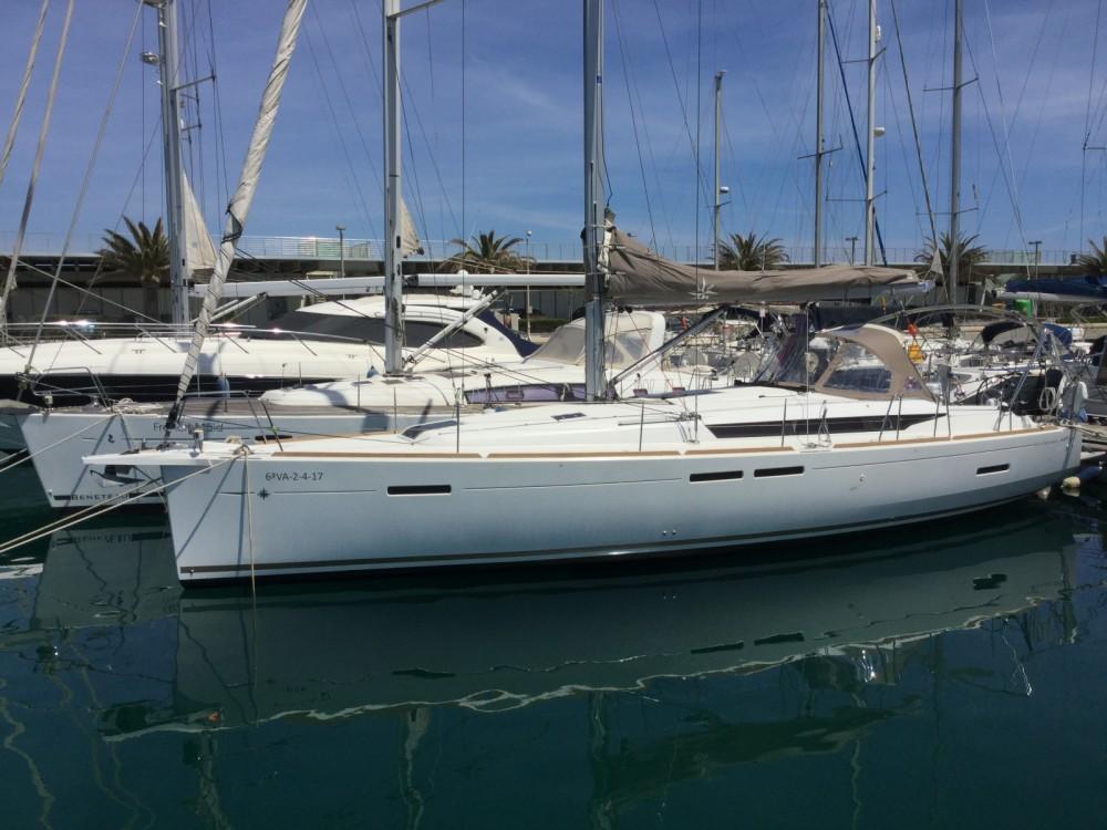 Location yacht à Valence - Jeanneau SUN ODYSEEY 449 sur SamBoat