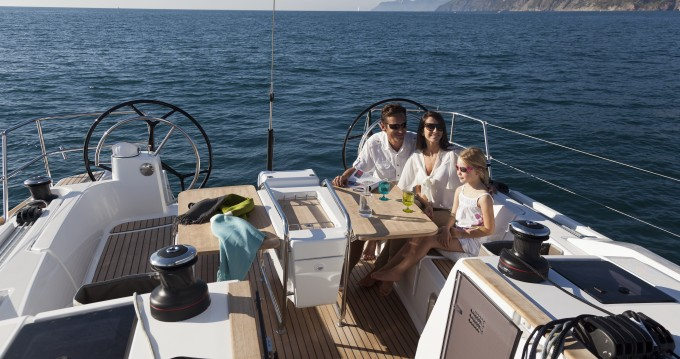 Location bateau Kaštel Gomilica pas cher Sun Odyssey 479