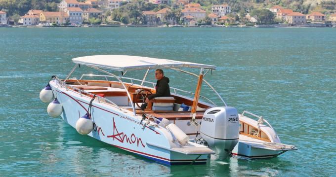 Location bateau Kotor pas cher Don Amon