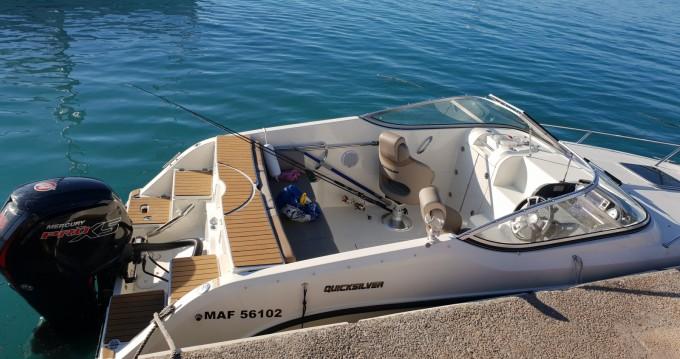 Location bateau Antibes pas cher Activ 595 Cruiser