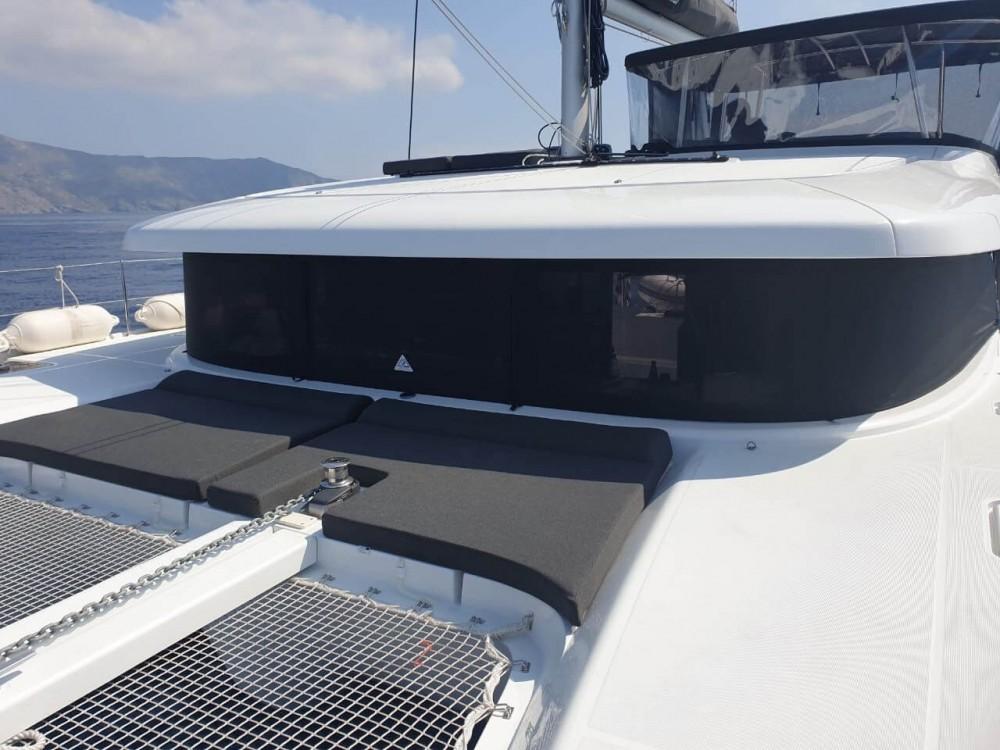 Catamaran à louer à Athènes au meilleur prix